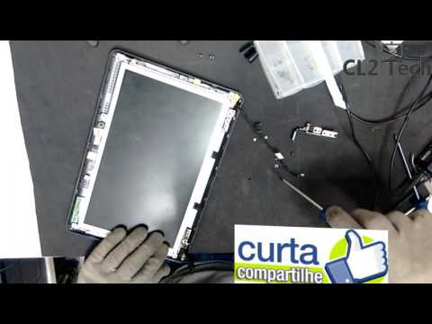 Como testar cabo flat notebook netbook