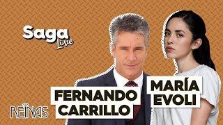 Video #SagaLive María Evoli, Fernando Carrillo y las Reinas de La Casa de las Flores con Adela Micha. download MP3, 3GP, MP4, WEBM, AVI, FLV Oktober 2018