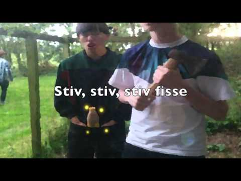 JESU BRØDRE - STIV FISSE? [OFFICIAL] [LYRICS]