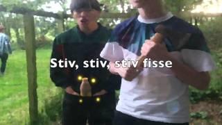 JESU BRØDRE - STIV FISSE? [OFFICIAL] [LYRICS]