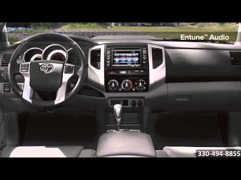 2015 Toyota Tacoma Cain Toyota 6527 Whipple Ave NW Canton OH 44720
