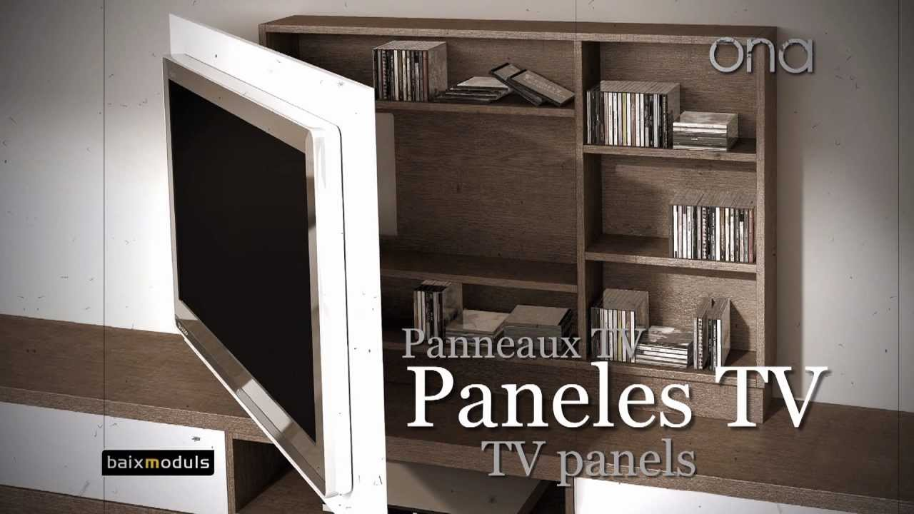 Multimuebles Para Tv Plasma Paneles De Tv 08 Panel Tv Ona Baixmouls