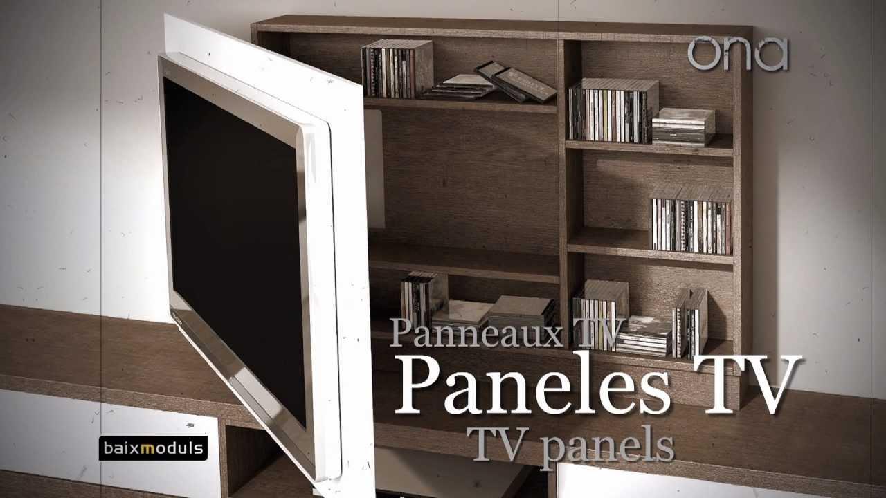Paneles de TV  08 Panel TV ONA BAIXMOULS  YouTube