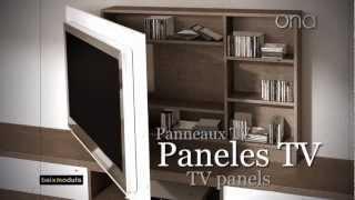 Paneles de TV - 08 Panel TV ONA BAIXMOULS