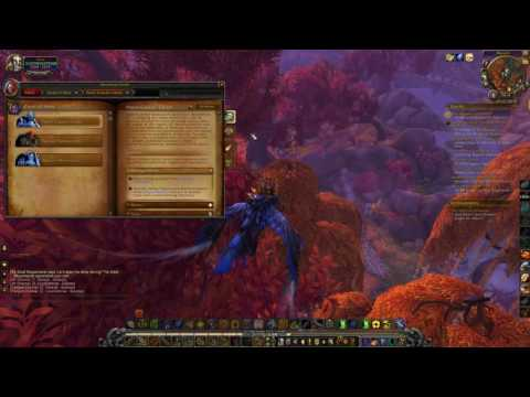 World of Warcraft Legion part 299 - Journal Reading