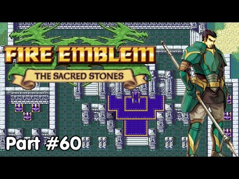 Slim Plays Fire Emblem: Sacred Stones - #60. Here Comes the Darkness!