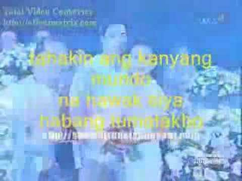 Dyesebel aking mundo with lyrics