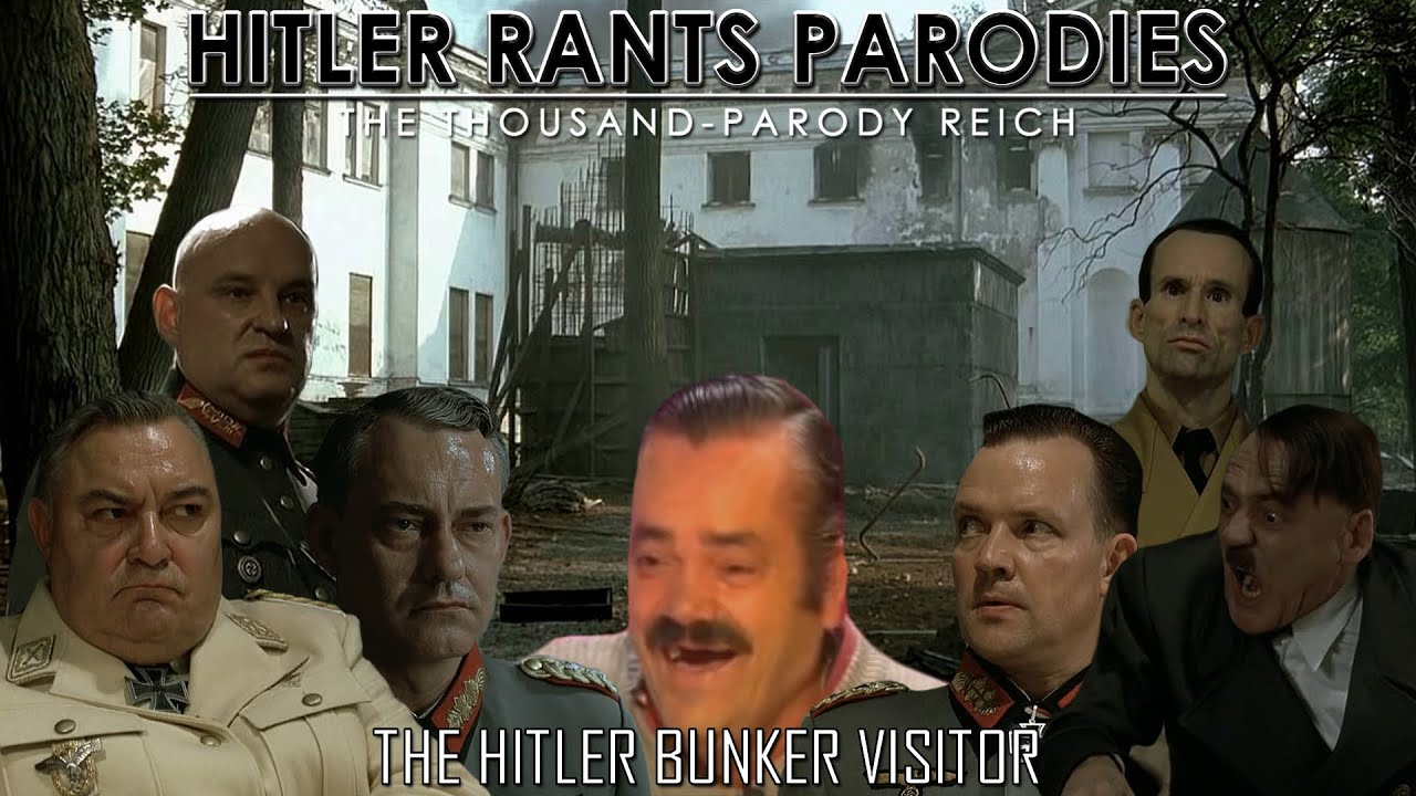 The Hitler Bunker Visitor