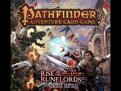 Следопыт Настольная Карточная Игра (Pathfinder Adventure Card Game). Часть 3. Black Fang's Dungeon