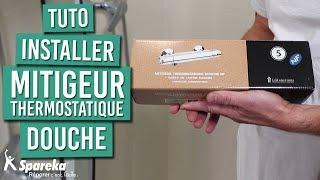Comment installer ou changer un mitigeur de douche