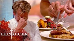 Gordon Ramsay's Sous Chefs Judge Finalists Dishes | Hell's Kitchen