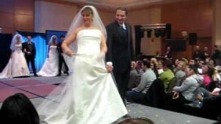 Bridal & Fashion Show finale at Meadowlands Bridal Expo
