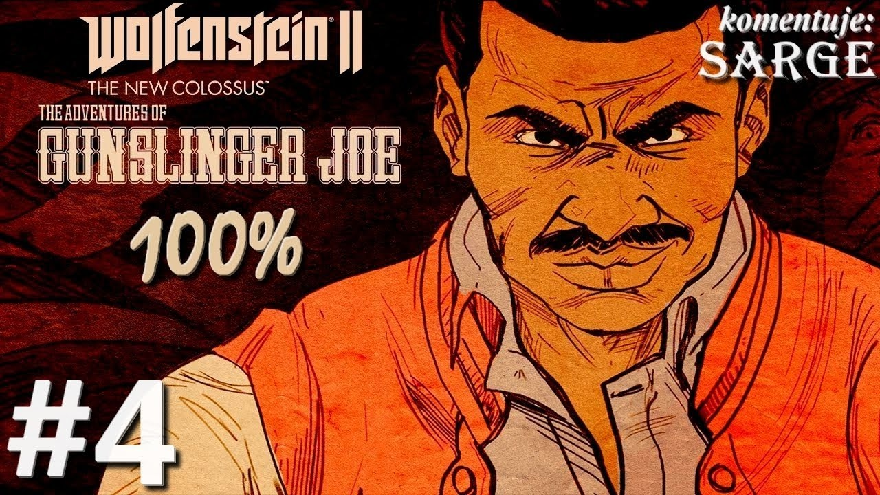 Zagrajmy w Wolfenstein 2: The Adventures of Gunslinger Joe DLC (100%) odc. 4 – Śladami Metzego