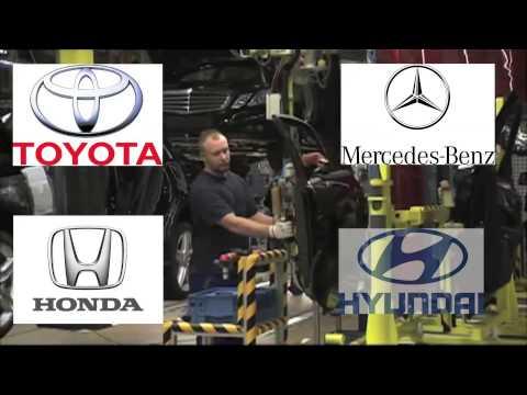 Alabama Industry Spotlight- Automotive