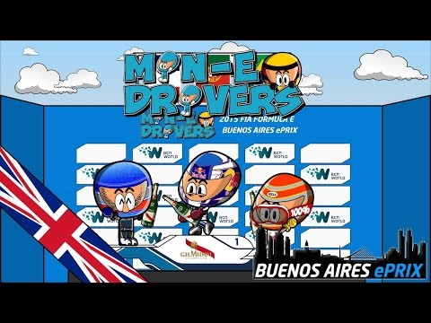 [ENGLISH] MinEDrivers - Chapter 1x04 - 2015 Buenos Aires ePrix