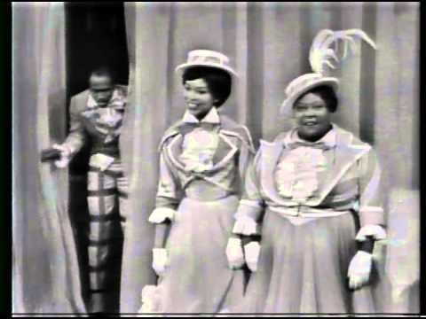 Mae Barnes, Lola Falana, Louis Gossett Jr , America Be Seated, 1964 World's Fair