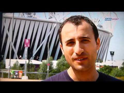 Filipe de Barros interview on Eurosport