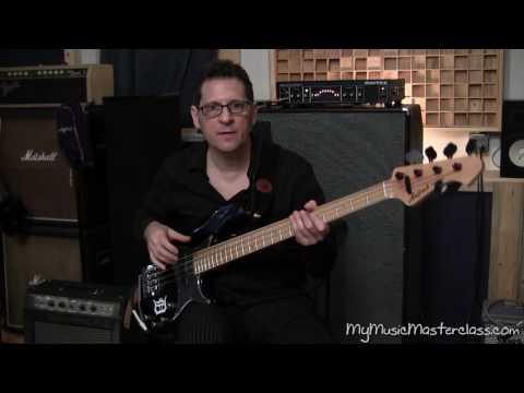Brad Russell - Lead Rock Bass
