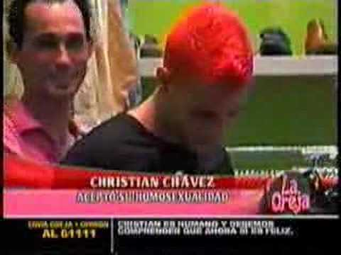 Chistian se declara Gay en la Oreja
