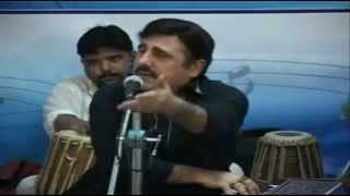 Pashto-Afghan Meaningful Classical Ghazal-Song by Great Ustad GULZAR ALAM.