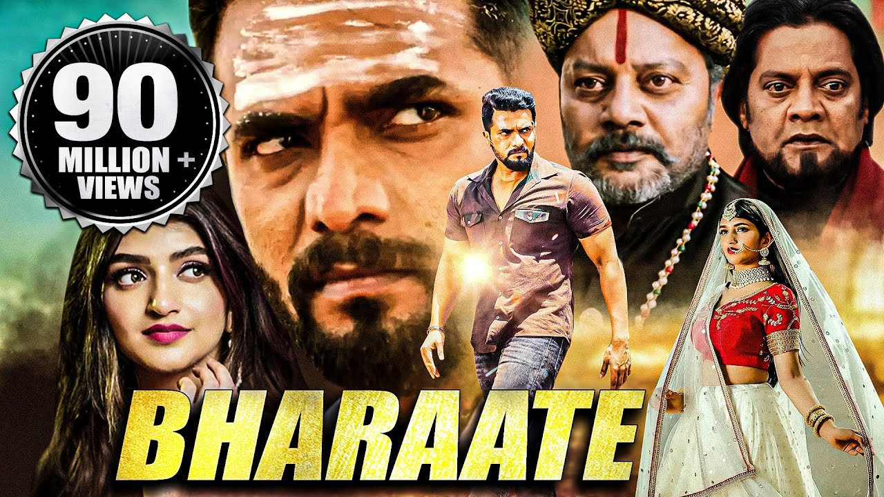 Bharaate (2020) NEW RELEASED Full Hindi Dubbed South Indian Movie | Srii Murali, Sree Leela