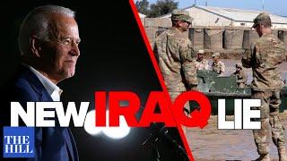 Biden's new lie on Iraq War