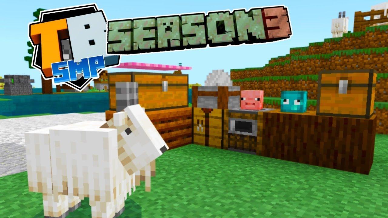 Building with new blocks! - Minecraft 1.17 - Truly Bedrock season 3
