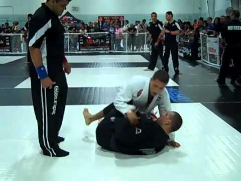 Carlos Rosado at the good fight