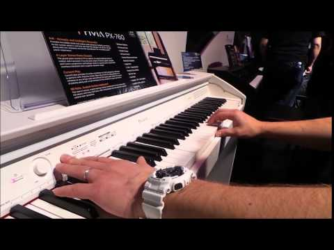 Casio Privia PX 780 Digital Piano Unboxing / Assembly / First look .