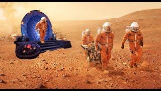 El Encubrimiento de Humanos en Marte