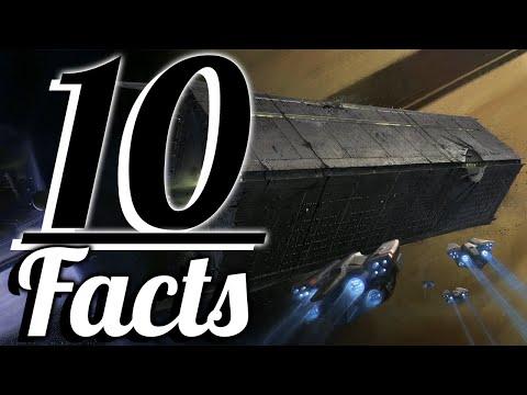 Destiny: Top 10 Facts - Dreadnaught