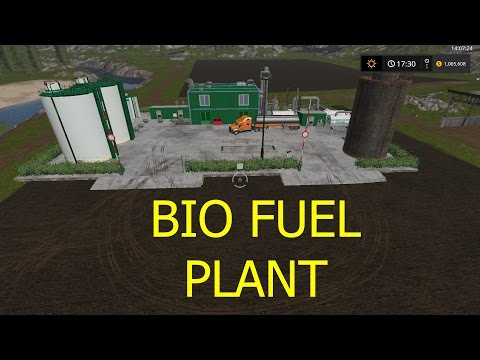 How to make bio diesel in farming simulator 2017