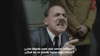 Hitler se entera del final de Angel Beats!