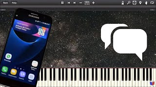 SAMSUNG GALAXY S7 NOTIFICATIONS IN SYNTHESIA