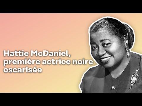 Hattie McDaniel, Oscarisée Pour Son Rôle Dans Autant En Emporte Le Vent