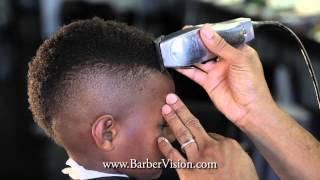 Mohawk Haircut Tutorial