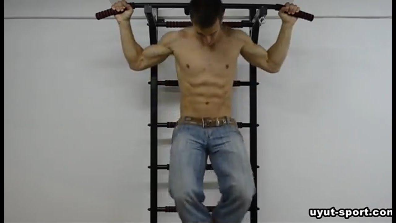 Спортивная гимнастика брусья Харьков - YouTube
