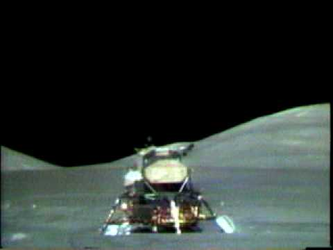 Apollo 17 Liftoff from Moon - December 14, 1972 - YouTube