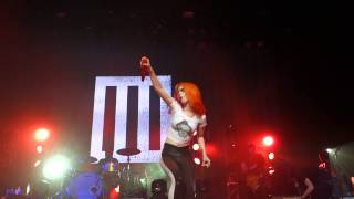 "Paramore ""Fast In My Car"" @ The Wiltern (May 2013) Live HD"
