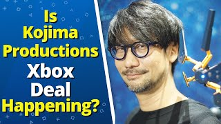 Is Kojima Xbox Deal in the Works? l MLB The Show 21 on Game Pass is Embarassing for PlayStation