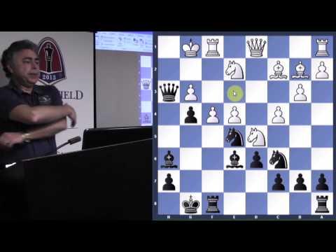 Polugaevsky vs. Nezhmetdinov   1958 - GM Yasser Seirawan - 2014.02.28