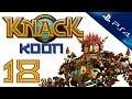 Knack Прохождение игры на русском Кооператив 18 PS4 Нэк mp3