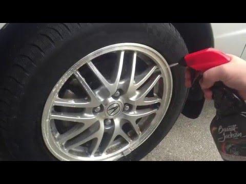 Best Way To Clean Aluminum Wheels | Magic Wheel Cleaner?