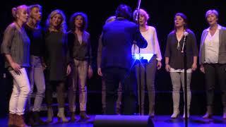 Esperanto tijdens de Top 2000 popkorencontest in Arnhem