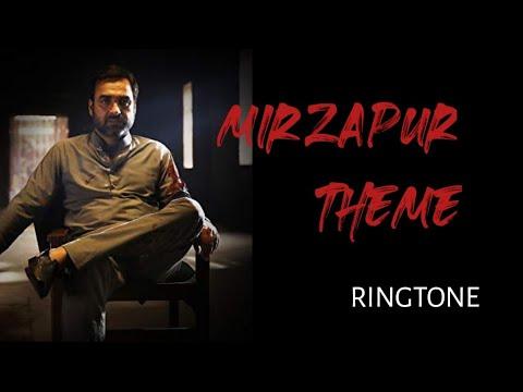 Download Mirzapur Ringtone