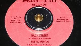 Ric-Tic House Band - Back Street (Instrumental)