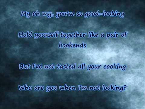 Who Are You When I'm Not Looking - Blake Shelton (Lyrics)