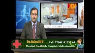 Doctors LIVE phone in- Hamsa TV - Dr.Rahul - Vascular surgeon