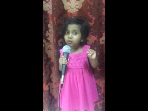 Parvathi Binesh singing ennu njan ente muttathe