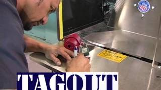 control of hazardous energy lockout tagout training dvd trailer